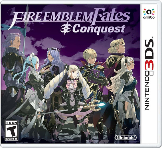 Fire Emblem Fates: Conquest - Nintendo 3ds Digital Eshop