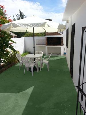 Casas Para 2 Y 4 Personas A 5 Cuadras De La Playa