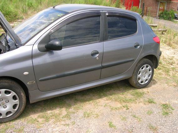 Sucata Peugeot 206 2002 1.0 16v Gasolina - Rs Auto Peças