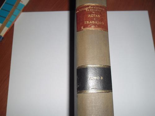 5to Congreso Nac. De Medicina 1934 Tomo 3 Biologìa