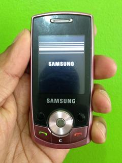 Samsung J700 Rosa Detalhe No Display Apenas 79,00