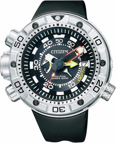 Citizen New Aqualand Eco Drive 200m Diver Bn2021-03e