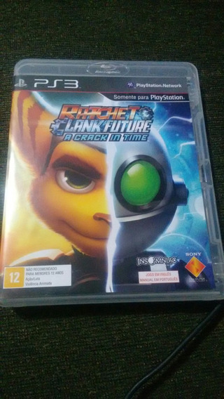 Ratchet Clank Future A Crack In Time Usado Original Ps3