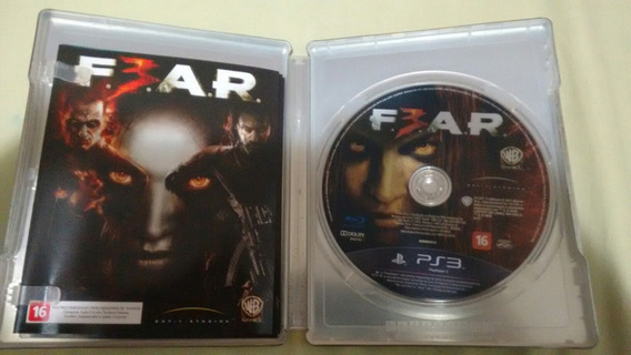 Fear 3 Ps3 Deslacrado