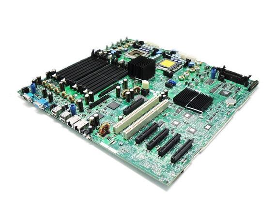 Placa Mãe Servidor Dell Poweredge 2900 Cn 0j7551 Com Nf