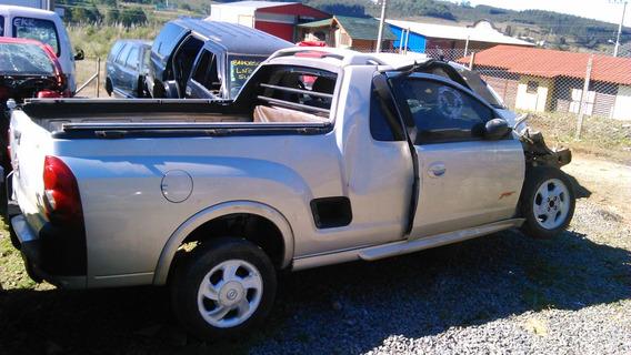 Sucata Chevrolet Montana Sport 1.8 2005 Flex - Rs Auto Peças
