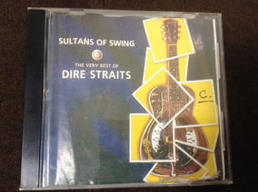 Cd Sultans Of Swing - The Very Best Of Dire Straits