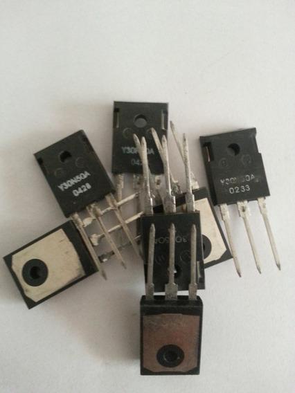 Transistor Mosfet Alta Potencia Y30n50a