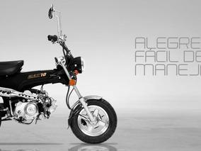 Moto Motomel Max 70 0km