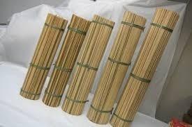 Vareta De Bambu 45 Cm P/ Pipas Gaiolas Aeromodelos E Etc...