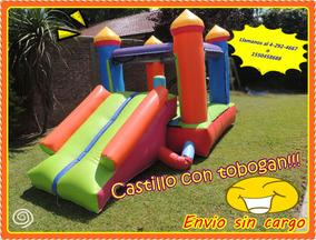 Alquiler De Castillos Inflables Y Juegos Para Fiesta Zonasur