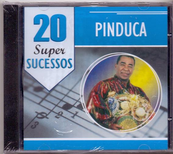 Cd Pinduca - 20 Super Sucessos - Novo***