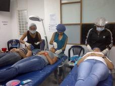 Curso Cosmetologia, Reflexologia, Depilacion Vendas Caliente