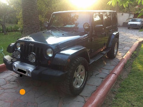 Jeep Sahara Wrangler Unlimited 4x4 Mod. 2008 (sin Cambios)