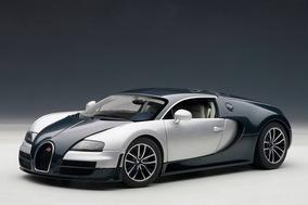 Miniatura Bugatti Veyron 16.4 Super Sport Auto Art 1:18