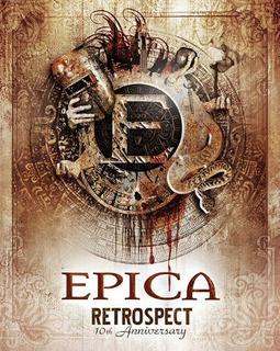 Blu-ray : Epica - Retrospect-10th Anniversary (blu-ray)