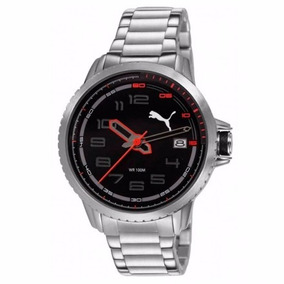 Relógio Puma Pu103281002 Turbine 3hd Metal