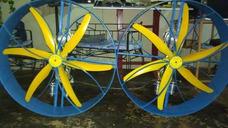 Fabricacion De Ventiladores Y Extractores Industriales