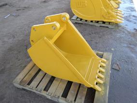 Bote 22 Pulgadas Para Retroexcavadora John Deere 310b 310c