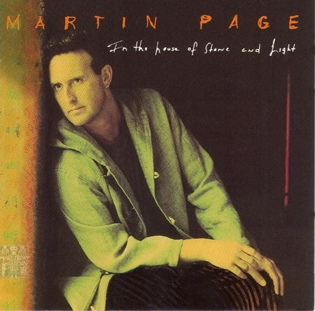 Martin Page In The House Of Stone And Light Cd Importado Uk