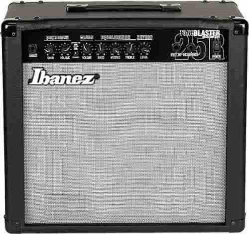 Amplificador Ibanez 25w Para Guitarra Electrica Tbx-25r Enví