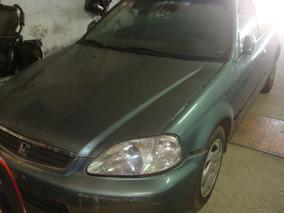 Sucatas Desmontadas - Honda Civic (si 93 95 1999 2002 2006)