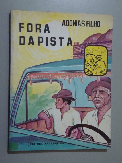 Livro Fora Da Pista - Coleção Paradidática Zipt-zapt
