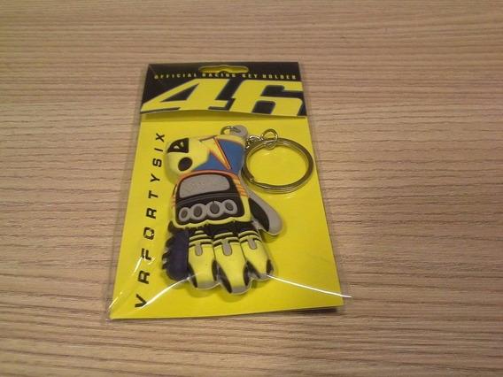 Chaveiro Luva Valentino Rossi Vr 46
