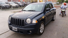 Camioneta Jeep Compass 4x4 Impecable