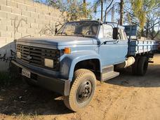 Chevrolet F11000, 90, Direção Hidráulica, Carroceria Madeira