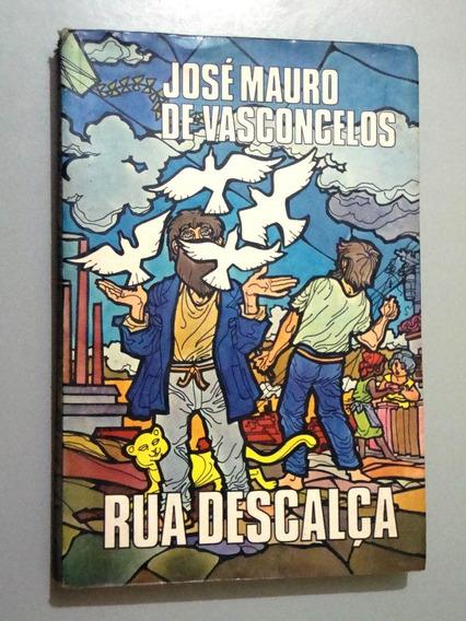 Livro Rua Descalça - José Mauro De Vasconcelos