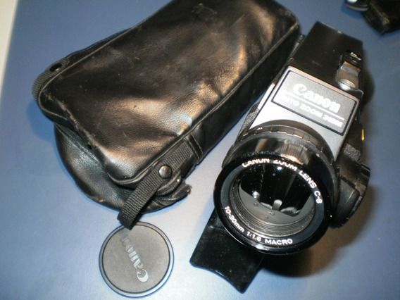 Filmadora Super 8mm Auto Zoom 318 M