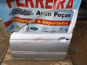 Porta Dianteira Esquerda Da Bmw 325 99 A 2003
