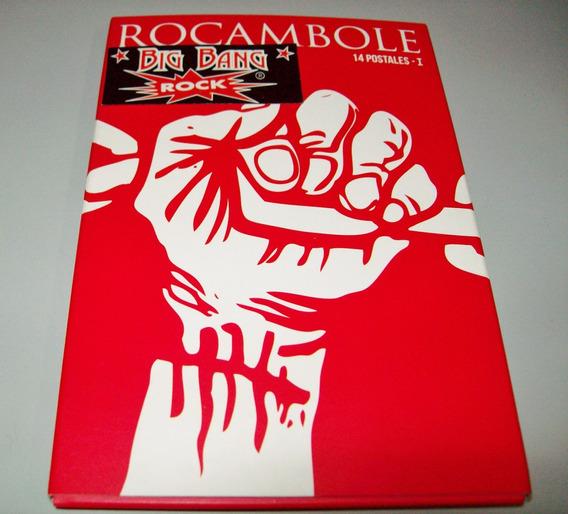 14 Postales I Rocambole Patricio Rey ( Eshop Big Bang Rock)