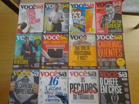 Revista Voce S/a Edições De 2012