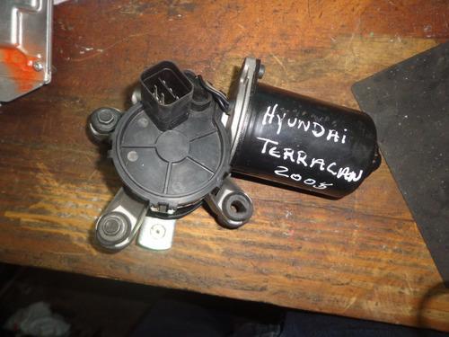 Vendo Motor De Limpiaparabrisas De Hyundai Terracan, 2005