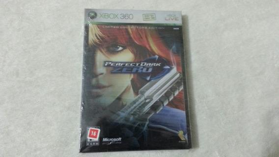 Perfect Dark Zero Limited Collectors Edition Xbox360