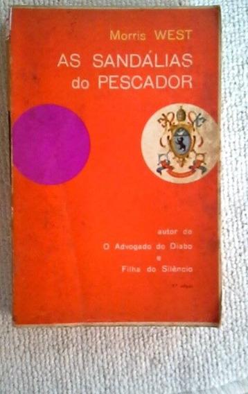 * As Sandalias Do Pescador - Morris West - Livro