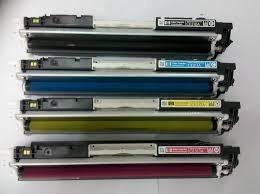 Toner Hp 126a Ce310a Ce311a Ce312a Ce313a Cp1025