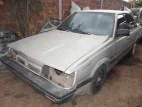 Subaru Loyale 1988-1994 1.8 En Desarme