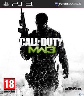 Call Of Duty Modern Warfare 3 Ps3 Digital Español Gcp