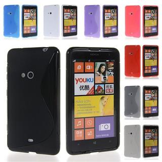 Funda Gel Case Para Nokia Lumia 625 Tpu Protector