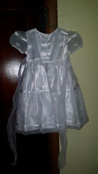 Vestidos De Bautizo Casi Nuevos Una Sola Postura