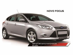 Calha Chuva Ford Novo Focus Hatch Sedan 4p Tgpoli 21.020