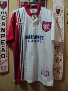 Camisa Glasgow Rangers ( Escócia / adidas )