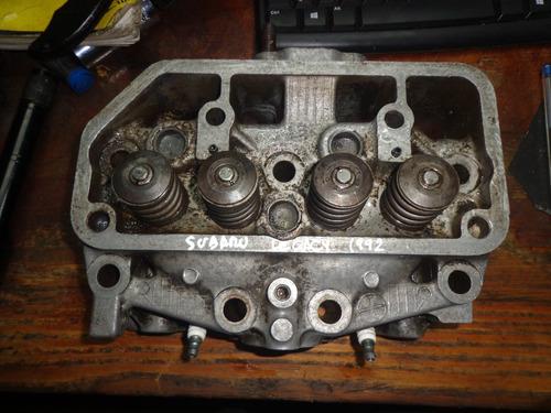 Vendo Cabezote De Subaru Legacy Año 1992