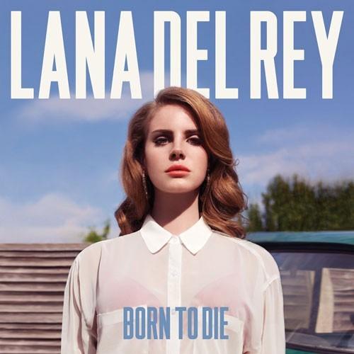 Lp Lana Del Rey Born To Die 180g Novo Importado Usa