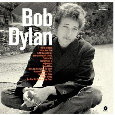 Vinilo Lp Bob Dylan Bob Dylan Nuevo Sellado