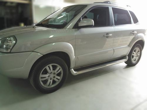 Estribo Personalizado Cor Original Hyundai Tucson Prata