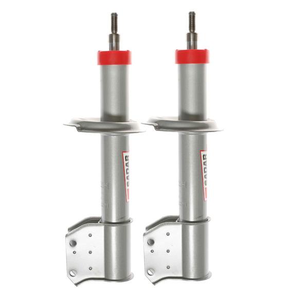 Kit X2 Amortiguadores Delanteros Fiat Fiorino Uno (97)